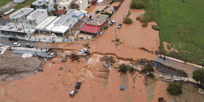 Κρήτη: Το Ρέθυμνο σε κατάσταση έκτακτης ανάγκης! Το σαρωτικό χτύπημα της κακοκαιρίας