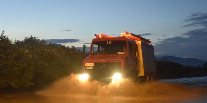 Κακοκαιρία: Οδηγίες από την Πολιτική Προστασία και την Πυροσβεστική